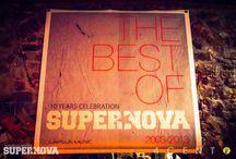 ♚ 10 ANNI SUPERNOVA +XXXMAS PARTY ♚ / ✆ INFO:  ☏ 02.89517771 http://www.4cento.com/