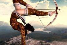 Archery - crossbow