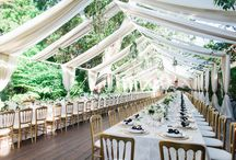 Elegant Garden Wedding Beverly Hills | KBE / Hotel Bel Air Wedding