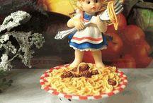 My little kitchen fairies / by Nina Ridgeway