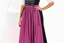 Dirndl Aprons / With a dirndl apron you can create very different dirndl outfits. It can look sporty, festive, traditional, young and much more. Stockerpoint dirndl aprons are a very practical protection for the dirndl and an eye-catcher at the same time. http://www.trachten-dirndl-shop.co.uk/