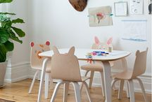 Natural, modern baby nursery and lifestyle