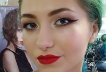 Make-Up by Oana Cernat