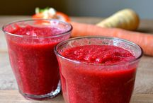Red Smoothies / www.balance4ever.nl