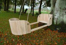 Haven i børnehøjde / Inspiration til fantasifuldt og smart udendørssjov for børn i haven.