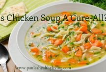 Health soups  / Healthy Soups