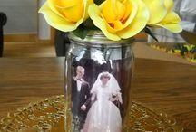 wedding anniversary ideas / by MarkandClarissa Hust