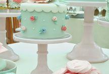 bolos de flores