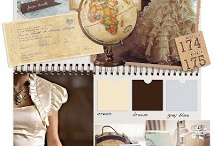 DIY Travel Mood Boards / The how-to of creating a travel inspired mood board! Where do you want to go?
