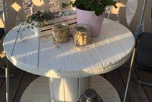 Min tädgård