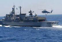 Ελληνική φρεγάτα και στρατιωτικά αεροσκάφη αναζητούν το αεροσκάφος της EgyptAir