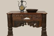 Furniture in the Indian style