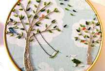 Embroidery and Hand Stitching
