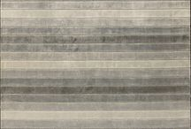Ombré / A sampling of our Ombre area rugs, as well as the patterns that inspired them!