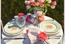 Tablescapes For All Ocassions 2 / by Bella Grey