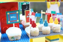 Lego party theme ideas / Lego party supplies and ideas