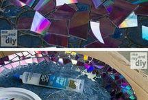 Что можно сделать из дисков