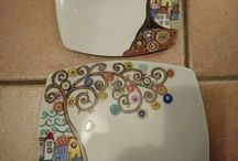 Miei lavori di ceramica