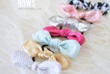 Bows, headbands,ect