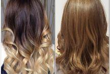 ecaille hair