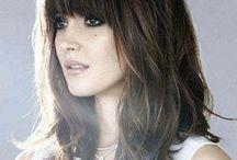Mid length hair // Hair plan / Everyone needs a hair plan! This is dream mid length hair to plan towards...