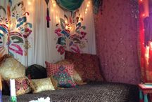 BoHo Bedroom:-)