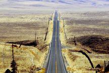 Desert-road_İssizyol-yol