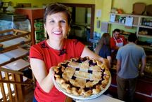 Pies / Recipes and the comfort of home cooked pies