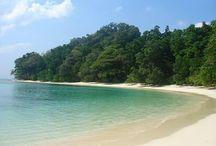 I love beaches & sunshine