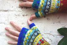 want/handschoen