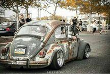 VW classic rat/rods