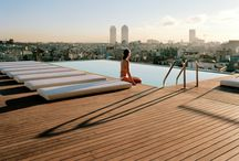 Amazing Hotel Pools