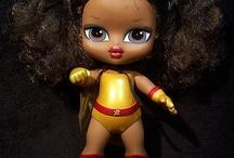 I love dolls!