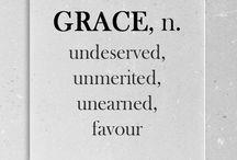 God's Grace & Mercy