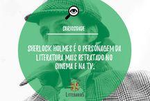 Livraria Litterarius / Artes desenvolvidas para a página do facebook da Livraria Litterarius