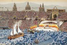 Barcelona 92 / 1992 Olympic games! // Los juegos olímpicos de 1992! // Els jocs olímpics de 1992!