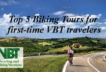 VBT Bike Tour Blogs / Visit the VBT Active Travel Blog to learn all about our award-winning biking tours / by VBT Bicycling and Walking Vacations