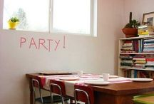 Let's Party / Party decor ideas / by Brandi Sea Heft-Kniffin