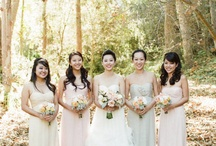 For my lovely Bridesmaids / by Theresa C.