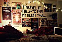 College house stuff:) / by Peyton Shuckhart