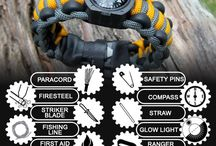 Hiking and travel gears