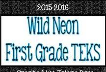 First grade in Texas / First grade in Texas