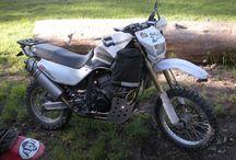 XL600V modifikovane