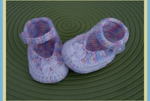 Baba Booties / Crochet / by freda viviers