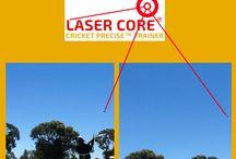 LASER CORE ℗ CRICKET PRECISE™ TRAINER