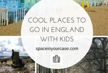 Family travel in the UK / Discover great places to visit with kids, from babies to teens, from the writer of Jenography, the blog for Family Travel with Flair