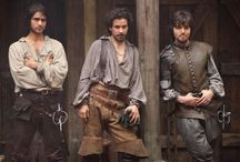 The BBC Musketeers