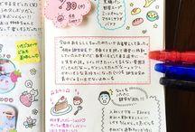 Menu diary