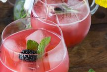 Drinks That Wow Me / I love delicious healthy treats in a glass.