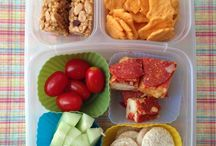 lunch box ideas / by Kendra Nielson